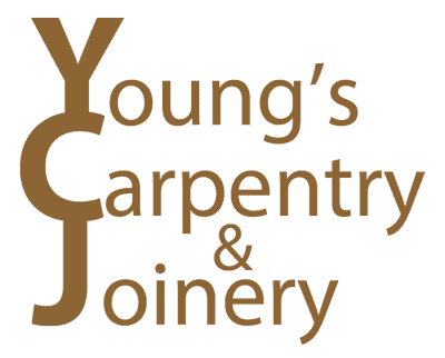 Young's Carpentry Logo